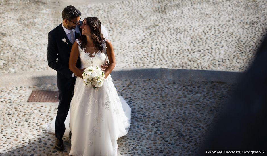 Il matrimonio di Alberto e Federica a Cumiana, Torino