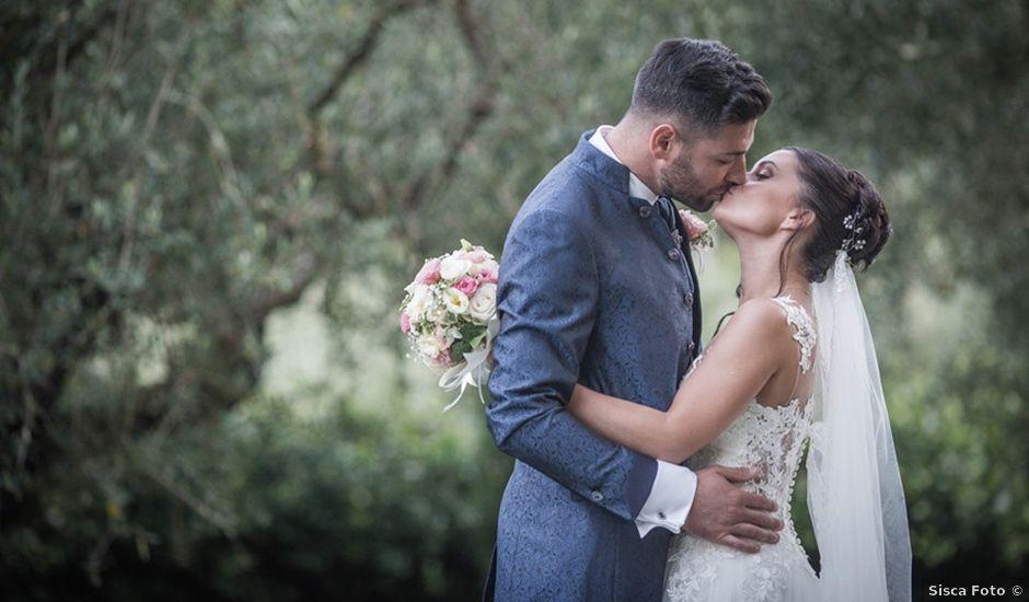 Il matrimonio di Nicola e Annarita a Fiano Romano, Roma