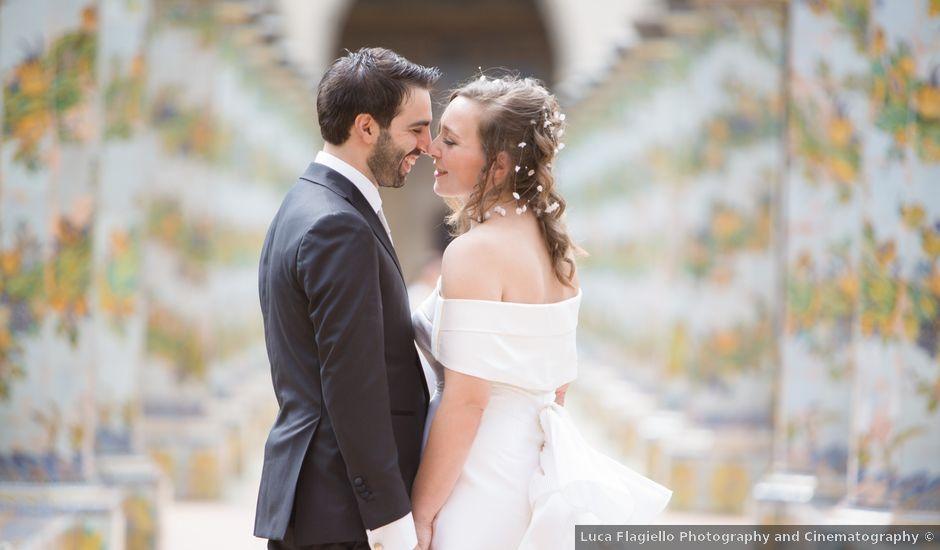 Il matrimonio di Ivana e Omar a Napoli, Napoli