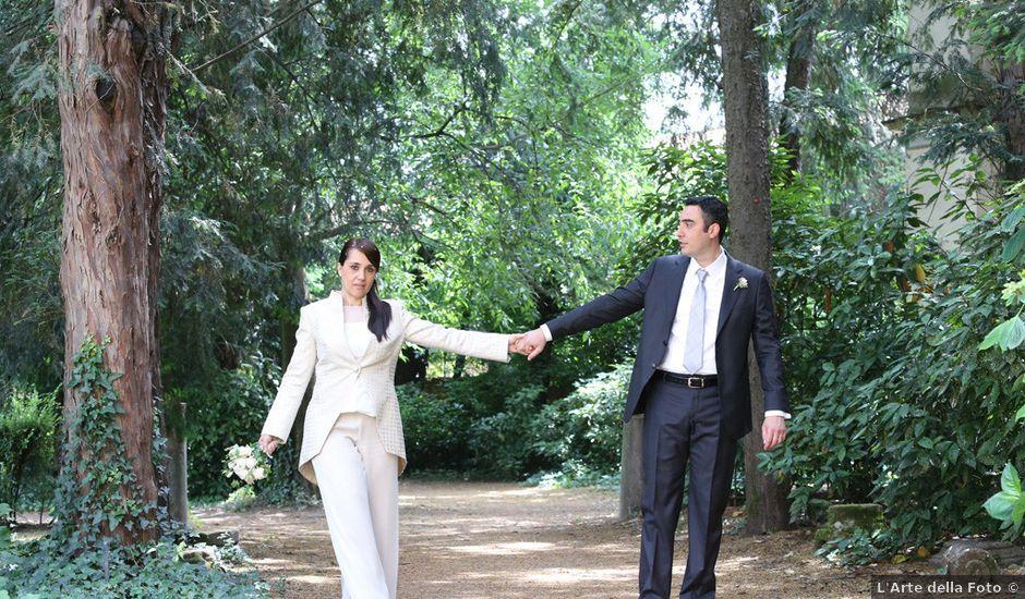 Il matrimonio di Angelo e Sara a Cinisello Balsamo, Milano