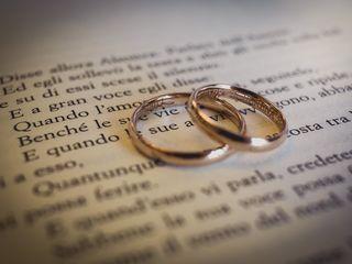 le nozze di Serena e Fabio 1