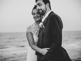 Le nozze di Ludia e Mario