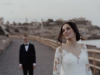 Le nozze di Dino e Priscilla