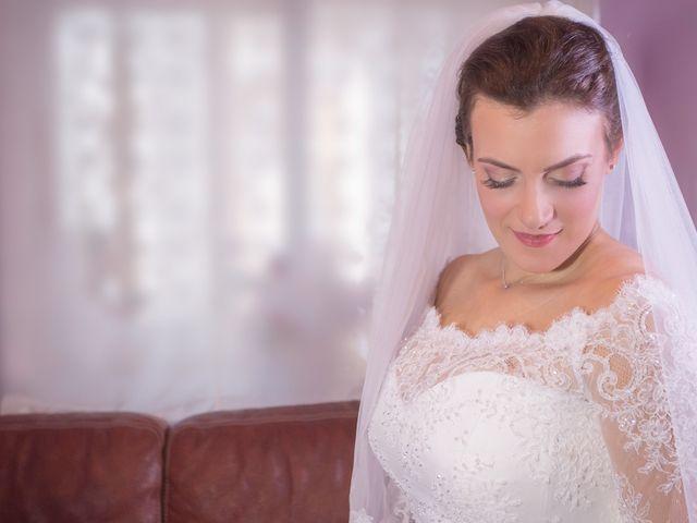 Il matrimonio di Angelo e Mariateresa a Acerra, Napoli 1