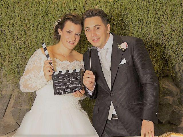 Il matrimonio di Angelo e Mariateresa a Acerra, Napoli 12