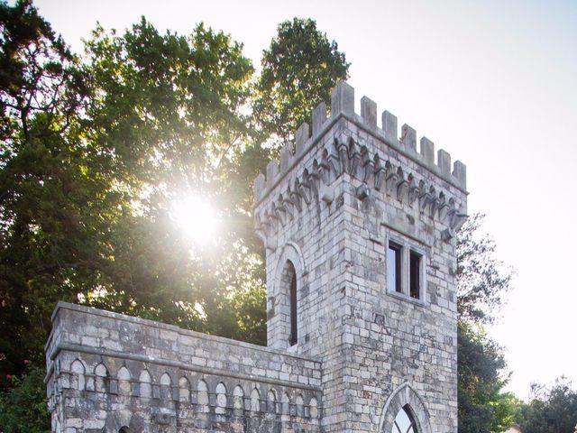 Il matrimonio di Mirko e Elisabetta a Torre del Lago, Lucca 8