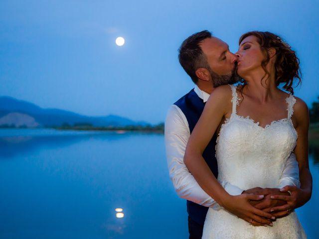 Le nozze di Elisabetta e Mirko