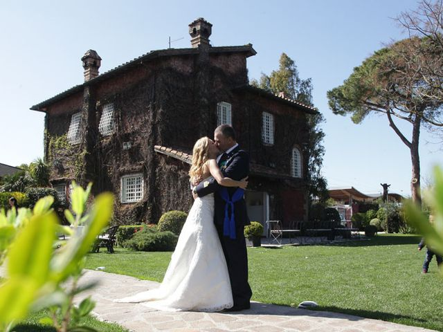 Le nozze di Deborah e Ruggero