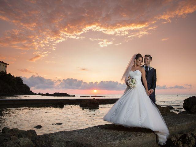 le nozze di Vanessa e Agostino