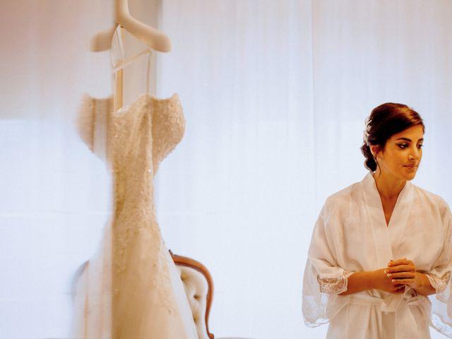 Il matrimonio di Laurent e Cristina a Rignano Garganico, Foggia 4