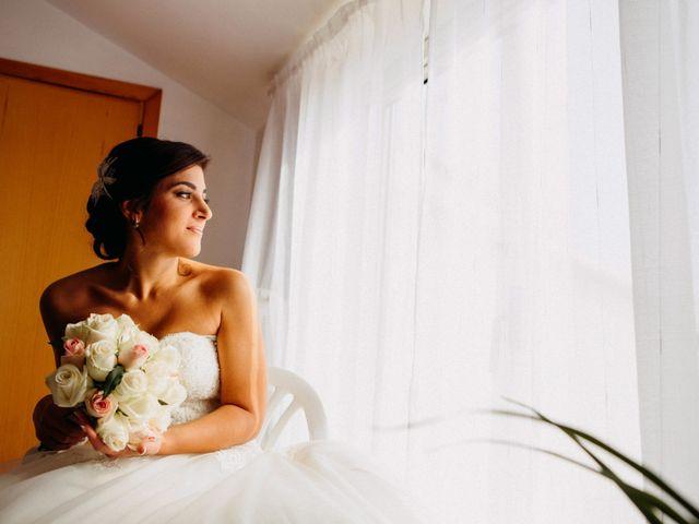 Il matrimonio di Laurent e Cristina a Rignano Garganico, Foggia 8