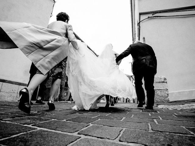 Il matrimonio di Laurent e Cristina a Rignano Garganico, Foggia 10