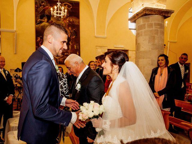 Il matrimonio di Laurent e Cristina a Rignano Garganico, Foggia 11