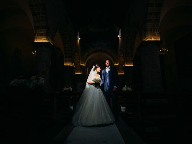 Il matrimonio di Laurent e Cristina a Rignano Garganico, Foggia 15