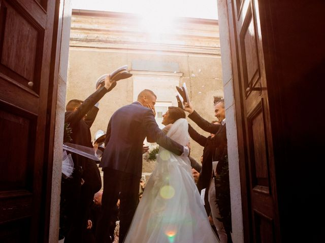Il matrimonio di Laurent e Cristina a Rignano Garganico, Foggia 16