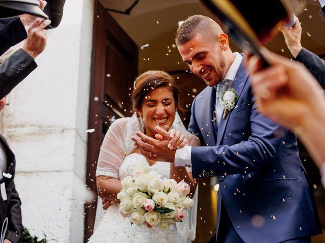 Il matrimonio di Laurent e Cristina a Rignano Garganico, Foggia 17