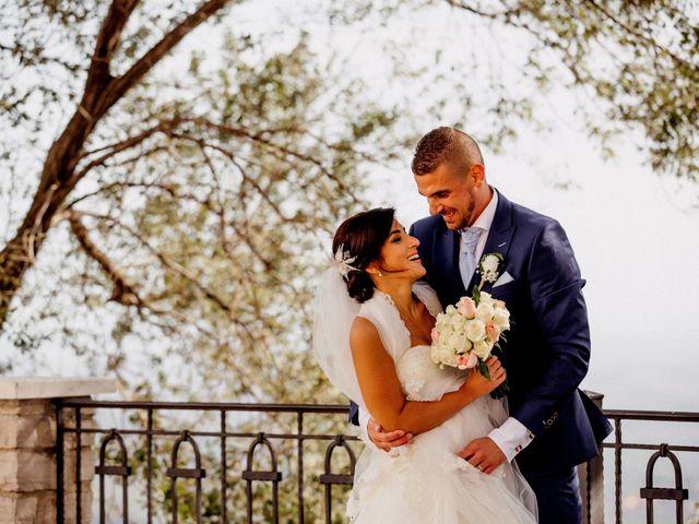 Il matrimonio di Laurent e Cristina a Rignano Garganico, Foggia 18