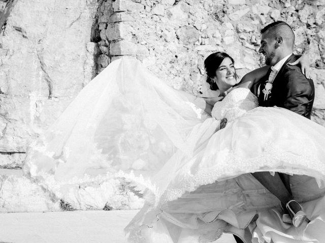 Il matrimonio di Laurent e Cristina a Rignano Garganico, Foggia 19