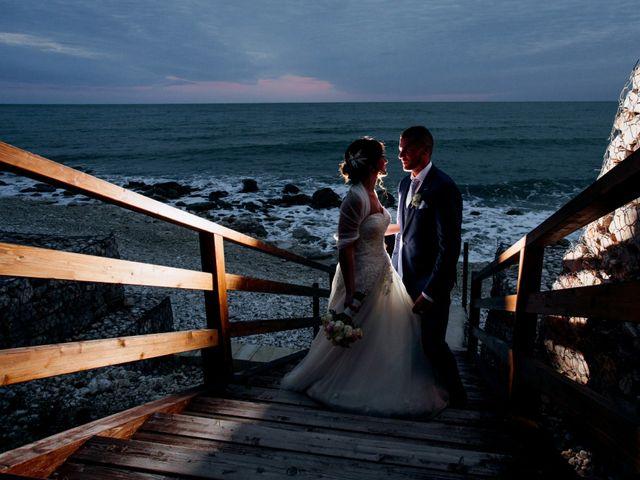 Il matrimonio di Laurent e Cristina a Rignano Garganico, Foggia 24