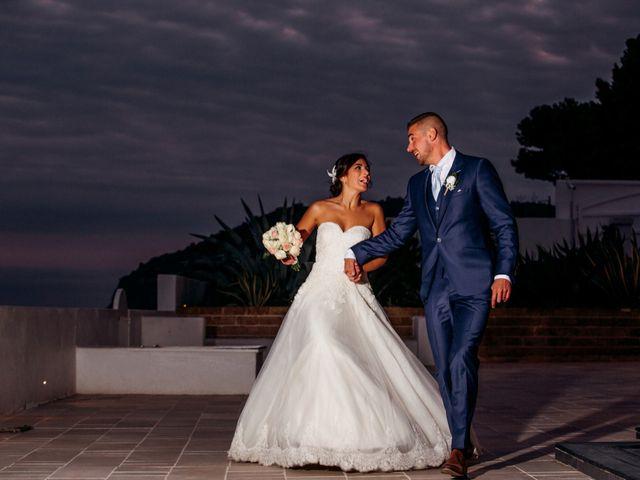 Il matrimonio di Laurent e Cristina a Rignano Garganico, Foggia 25