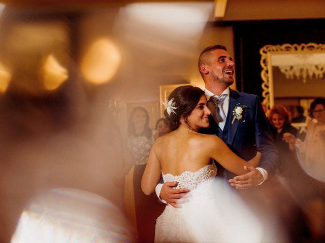 Il matrimonio di Laurent e Cristina a Rignano Garganico, Foggia 26