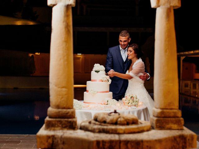 Il matrimonio di Laurent e Cristina a Rignano Garganico, Foggia 27