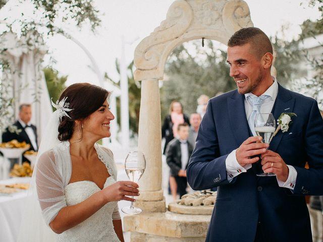 Il matrimonio di Laurent e Cristina a Rignano Garganico, Foggia 21