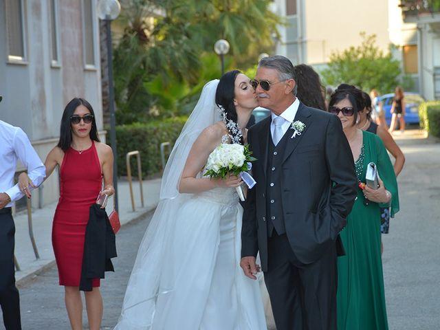 Il matrimonio di Carmelo  e Chiara  a Brindisi, Brindisi 28