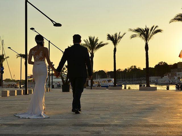Il matrimonio di Carmelo  e Chiara  a Brindisi, Brindisi 33
