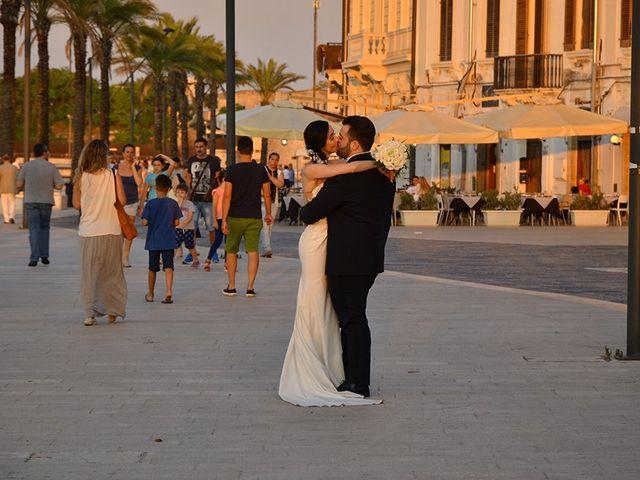 Il matrimonio di Carmelo  e Chiara  a Brindisi, Brindisi 35