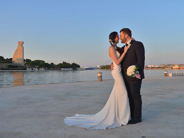 Il matrimonio di Carmelo  e Chiara  a Brindisi, Brindisi 38