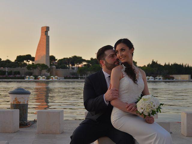 Il matrimonio di Carmelo  e Chiara  a Brindisi, Brindisi 39