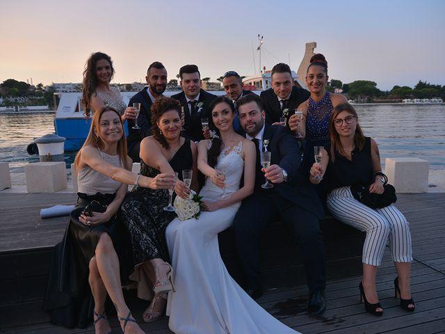 Il matrimonio di Carmelo  e Chiara  a Brindisi, Brindisi 41