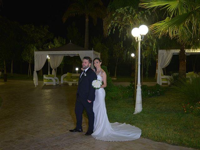 Il matrimonio di Carmelo  e Chiara  a Brindisi, Brindisi 48