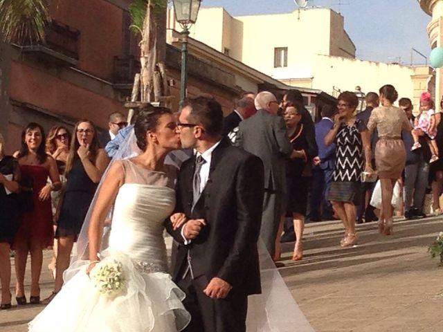 Il matrimonio di Roberto e Rossana a Sambuca di Sicilia, Agrigento 1