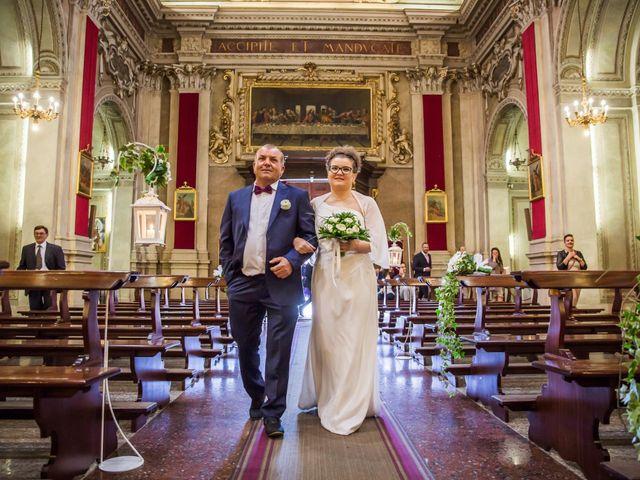 Il matrimonio di Andrea e Michela a Soncino, Cremona 10
