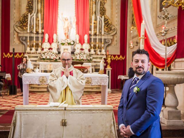 Il matrimonio di Andrea e Michela a Soncino, Cremona 11