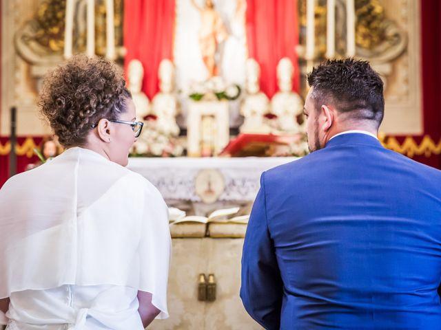 Il matrimonio di Andrea e Michela a Soncino, Cremona 12