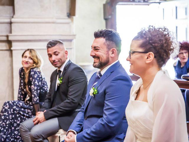 Il matrimonio di Andrea e Michela a Soncino, Cremona 13
