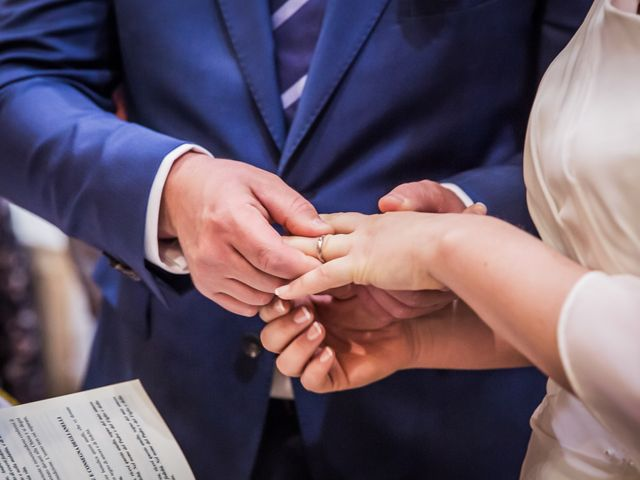 Il matrimonio di Andrea e Michela a Soncino, Cremona 14