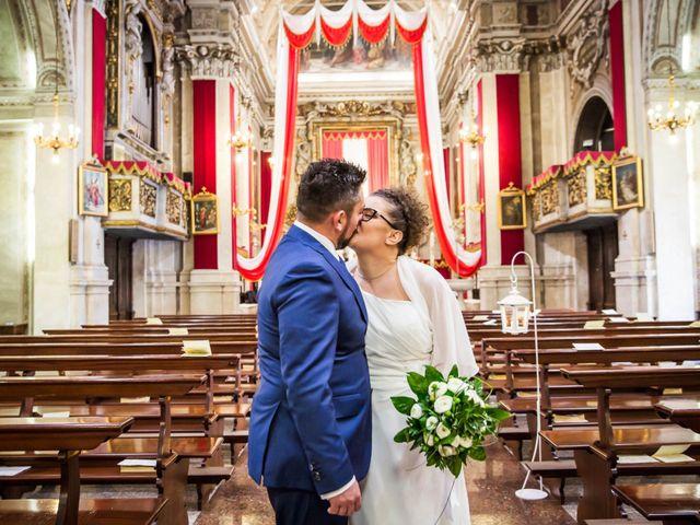 Il matrimonio di Andrea e Michela a Soncino, Cremona 16