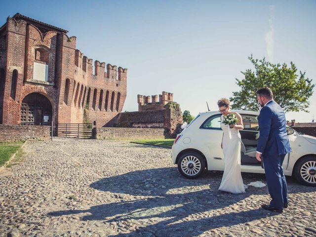 Il matrimonio di Andrea e Michela a Soncino, Cremona 17