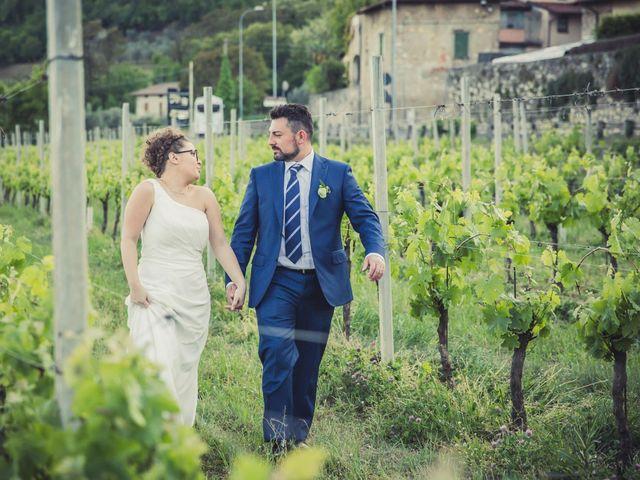 Il matrimonio di Andrea e Michela a Soncino, Cremona 1