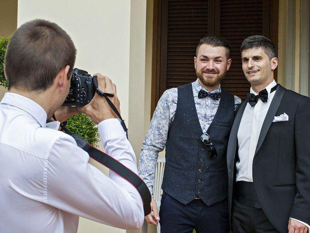 Il matrimonio di FABIO e ANDREA a Grottammare, Ascoli Piceno 17