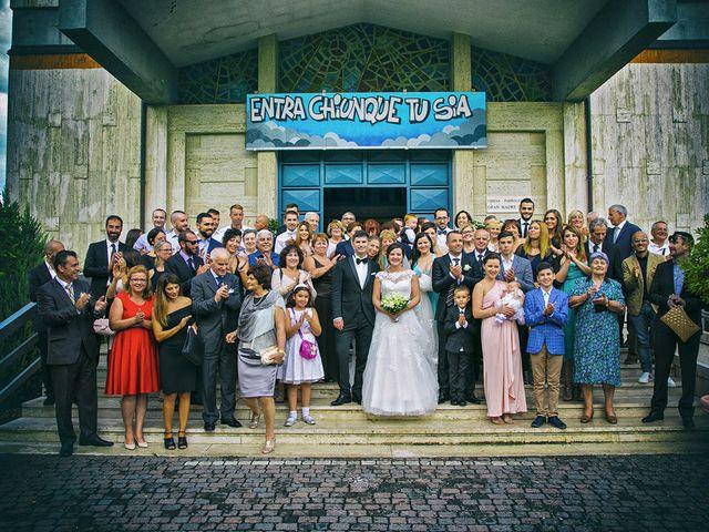 Il matrimonio di FABIO e ANDREA a Grottammare, Ascoli Piceno 39