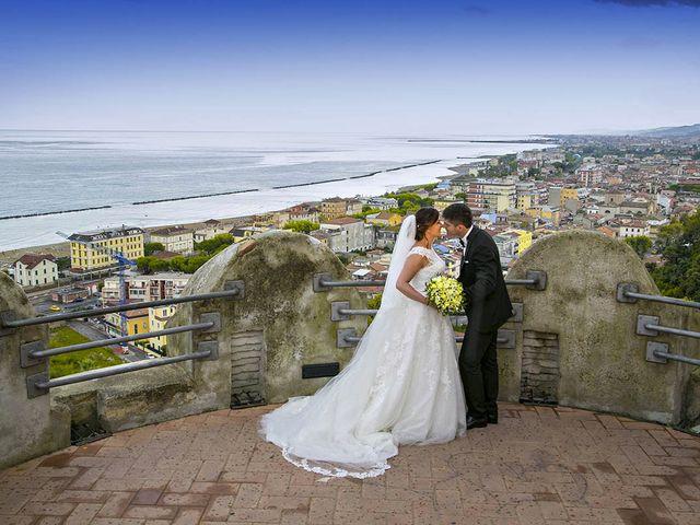 Il matrimonio di FABIO e ANDREA a Grottammare, Ascoli Piceno 40