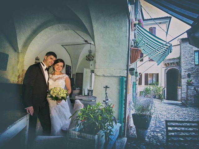 Il matrimonio di FABIO e ANDREA a Grottammare, Ascoli Piceno 45