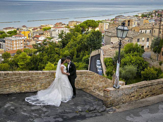 Il matrimonio di FABIO e ANDREA a Grottammare, Ascoli Piceno 52