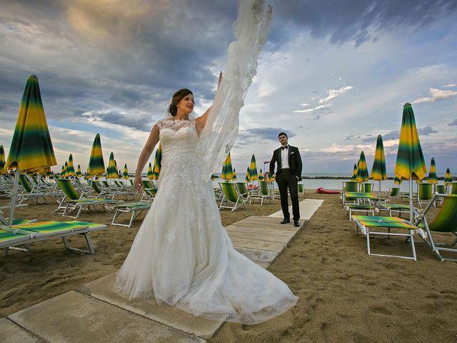 Il matrimonio di FABIO e ANDREA a Grottammare, Ascoli Piceno 56