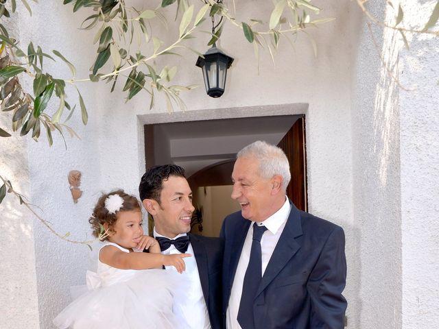 Il matrimonio di Eva e Matteo a Montefiore dell'Aso, Ascoli Piceno 7